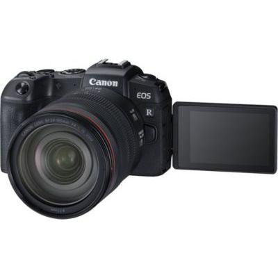 image CANON EOS RP + RF 24-105mm f/4L IS USM + Bague