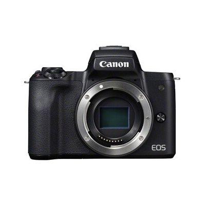 image Canon EOS M50 Appareil Photo Hybride Boitier Nu Noir
