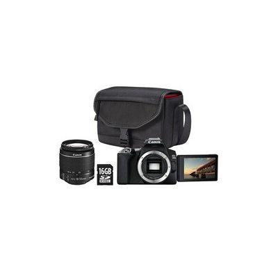 image Appareil photo Reflex Canon PACK REFLEX 250D + 18-55 IS STM + SACOCHE + SD 16GO