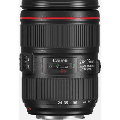image Canon Objectif EF 24-105mm F/4 L IS II USM