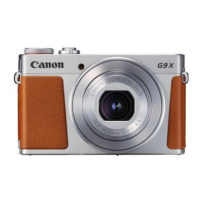 image Canon - Powershot G9 X Mark II - Appareil photo numérique compact - Argent