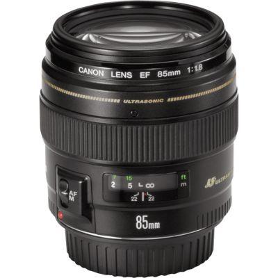 image Canon EF Téléobjectif 85 mm f/1.8 USM