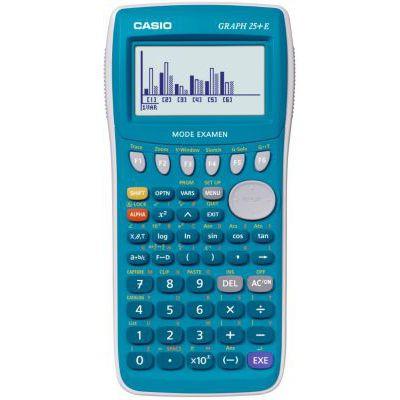 image Casio Graph 25+ EII Calculatrice graphique avec mode examen