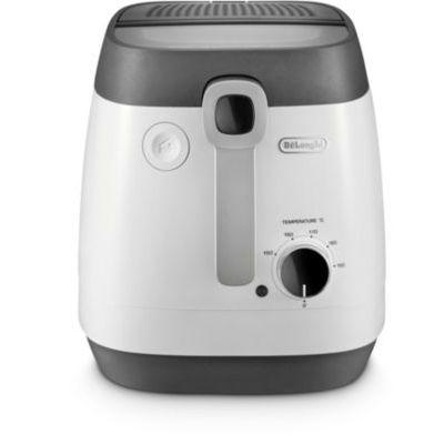 image DeLonghi FS8065 Friteuse à poser 3 L 1800 W gris, blanc