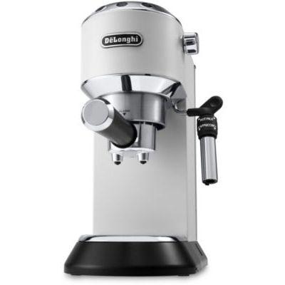 image DeLonghi Dedica Style EC 695.W Machine à café, pose libre, semi-automatique, 1,1 L