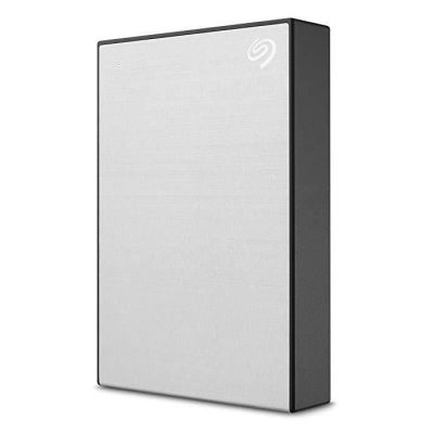 image Seagate Backup Plus 5To, Disque dur externe portable HDD – Argent, USB3.0 (STHP5000401)