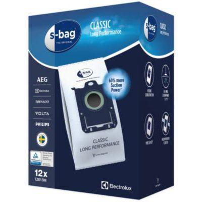 image Sacs aspirateurs s-Bag Classic Long Performance - E201SM