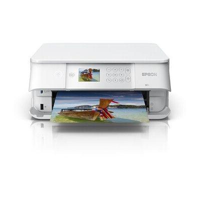 image Epson Expression Premium XP-6105 - Multifonctions (Jet d'encre, Impression Couleur, 5760 x 1440 DPI, 100 Feuilles, A4, Blanc)