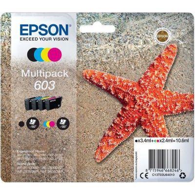 image EPSON cartouche d'encre  603 4CL Multi Alarme
