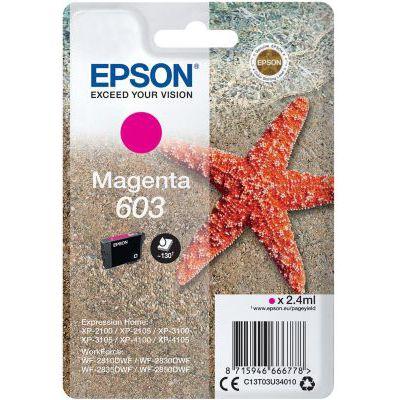 image EPSON Singlepack Magenta 603 Ink