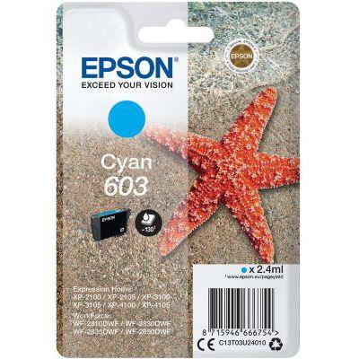 image Epson cartouche d'encre Encre Cyan 603