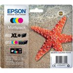 image produit Epson Multipack 4-Colours 603 XL Black/STD. CMY, C13T03A94020 - livrable en France