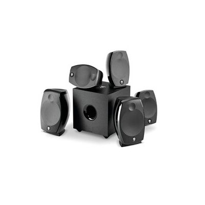 image Pack ampli et enceintes Home Cinéma Focal PACK SIB EVO ATMOS 5.1.2 BLACK