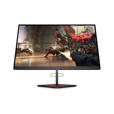 "image HP OMEN x 25F Moniteur Gaming 24. 5"" G-Sync Compatible (TN. 240 Hz. 1 ms. FHD 1920 x 1080. 400 Nits) Noir"