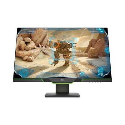 "image HP 27xq Ecran PC Gamer QHD 27"" Noir (TN, HDMI, 2560x1440, 16:9, 144 Hz, 1 ms, AMD FreeSync)"