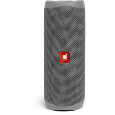 image JBL Flip 5 – Enceinte Bluetooth portable robuste et étanche – Gris