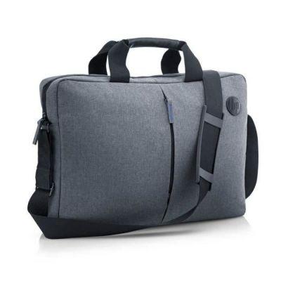 """image HP Essential Sacoche pour Ordinateur Portable jusqu'à 15,6"""" (Résistante à l'Eau, 40 x 28 x 6,5 mm) - Grise"""