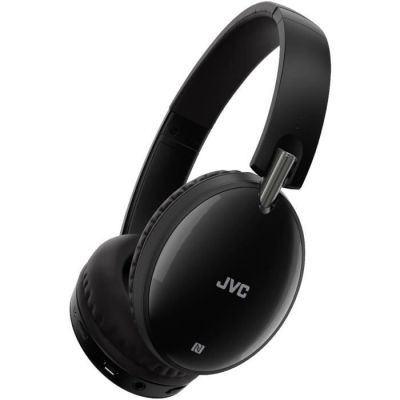 image JVC HA-S70BT-E Casque Circum-Aural sans Fil Bluetooth - Noir