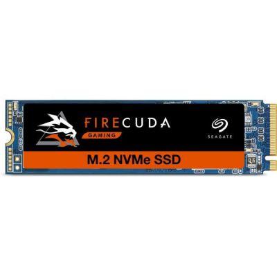 image Seagate FireCuda 510 1 To, SSD interne hautes performances, PCIe 3e génération ×4 NVMe 1.3, pour PC de bureau et portable de jeu, Ouverture facile et services Rescue valables 3 ans (ZP1000GM30011)