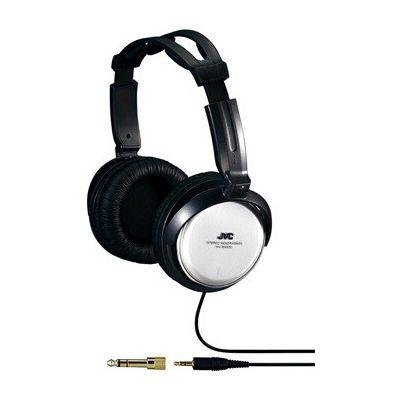 image JVC HA-RX500 Casque Hi-Fi Aimant Néodyme 40 mm hautes performances Système « Direct Sound Delivery» pour un son puissant Adaptateur doré 6,3 mm