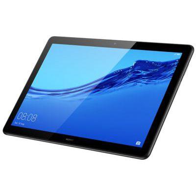 """image produit HUAWEI MediaPad T5 10 Wi-Fi Tablette Tactile 10.1"""" Noir (16Go, 2Go de RAM, Écran Full HD 1080p, Android 8.0, Bluetooth)"""