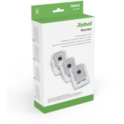image iRobot 4626194 Roomba i+ Lot de 3 sacs jetables en plastique