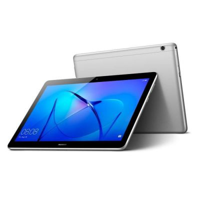 "image HUAWEI MediaPad T3 10 Wi-Fi Tablette Tactile 9.6"" Gris (16 Go, 2 Go de RAM, Android 7.0, Bluetooth)"