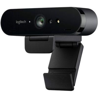 image Webcam Ultra HD 4K Logitech Brio Stream - Noire