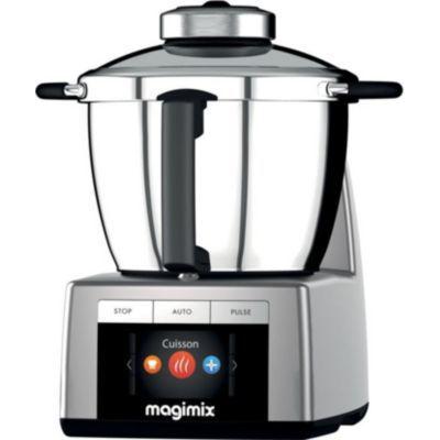 image Robot cuiseur Magimix Cook Expert Chrome Mat