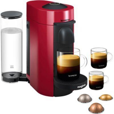 image Cafetière à dosette ou capsule Magimix Nespresso Vertuo Plus Rouge 11389