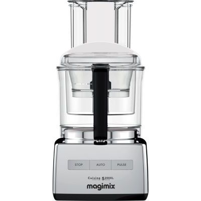 image Robot multifonction Magimix CS5200XL PREMIUM CHROME BRILLANT 18715F