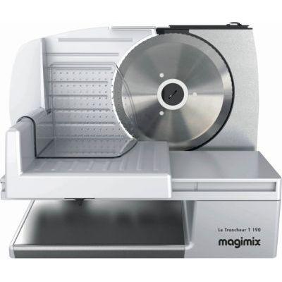 image Magimix 11651Trancheuse, 2600W, 19cm lame dentelée Lame en acier inoxydable multifonction
