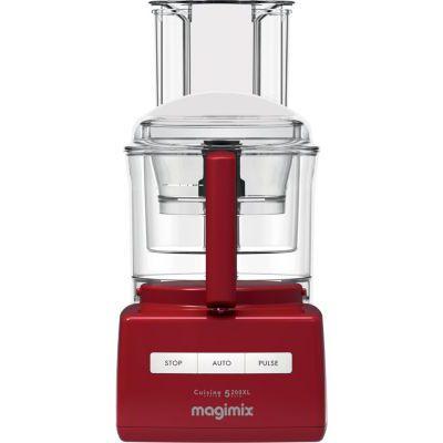 image Robot multifonction Magimix CS5200XL PREMIUM ROUGE 18413F