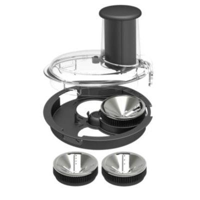 image Magimix 17501 - Mixeur et accessoire pour mélanger des aliments, accessoire pour robot de cuisine (194 mm, 204 mm, 255 mm, 1,4 kg, 3 pièces, 1,75 kg)