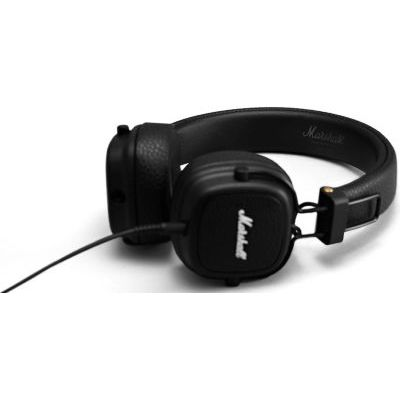 image Marshall Major III Casque Audio Filaire - Noir