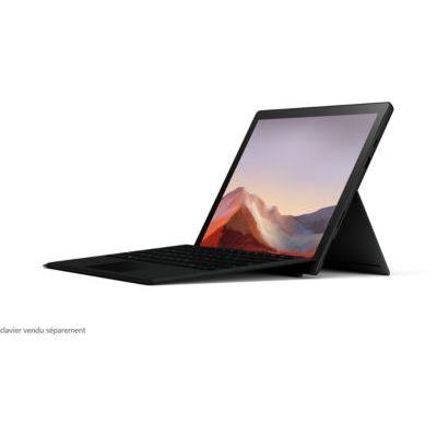 """image Microsoft Surface Pro 7 (Windows 10, écran tactile 12.3"""", Intel Core i7, 16Go RAM, 512Go SSD, Noir)"""