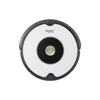 image iRobot Roomba 605, Aspirateur Robot pour Tapis et Sols Durs, Capteurs de Poussière Dirt Detect, Système de Nettoyage en 3 Étapes