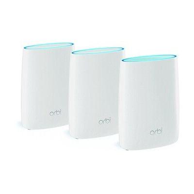 image NETGEAR ORBI Système WiFi Mesh amplificateur Ultra Puissant RBK54 (1 routeur + 3 Satellites Extender) – Jusqu'à 700m² de Couverture