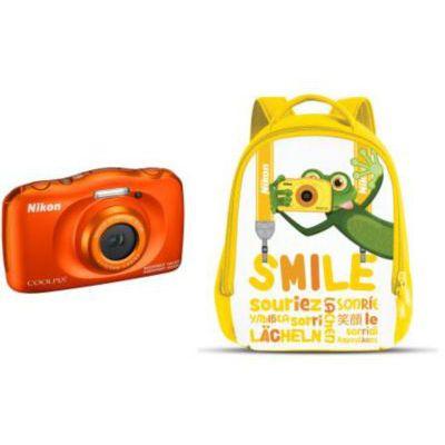 image COOLPIX W150 Kit Sac à Dos Orange