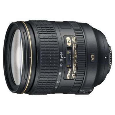 image Objectif zoom Nikon AF-S NIKKOR 24-120mm f/4G ED VR