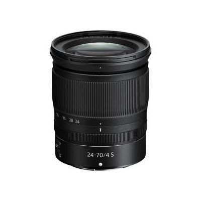 image Objectif zoom Nikon Objectif Nikon Z 24-70/4 S