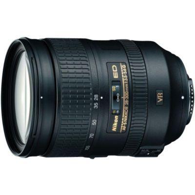 image Objectif zoom Nikon AF-S NIKKOR 28-300mm f/3.5-5.6G ED VR