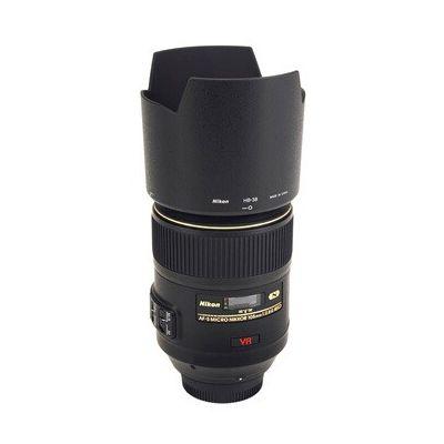 image Objectif à Focale fixe Nikon AF-S VR Micro-Nikkor 105mm f/2.8G IF-ED