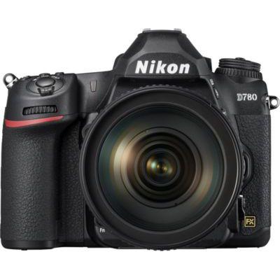 image D780 + AF-S 24-120 f/4G Ed VR. Appareil Photo Reflex Plein Format 24,5 Mpx + Carte mémoire SDXC SanDisk Extreme 256Go jusqu'à 150Mo/s, Classe 10, U3, V30
