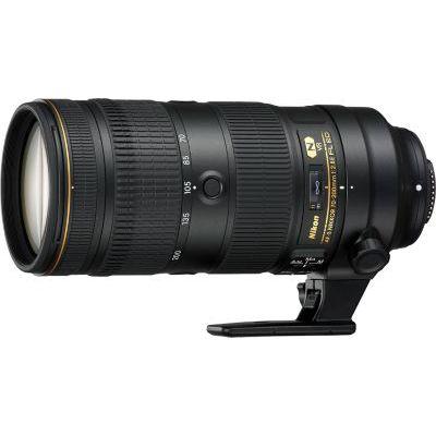 image Objectif zoom Nikon AF-S NIKKOR 70-200MM F/2.8E FL ED VR