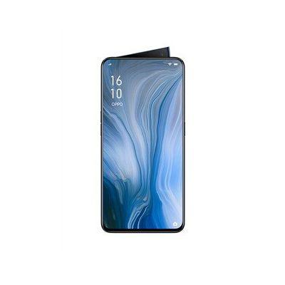 image OPPO Reno Smartphone débloqué 4G - 256 Go - 6 Go de RAM - Batterie 3675 mAh avec Technologie de Charge Rapide VOOC 3.0 - Double Nano-SIM - Android 9 - Téléphone Portable Noir de Jais