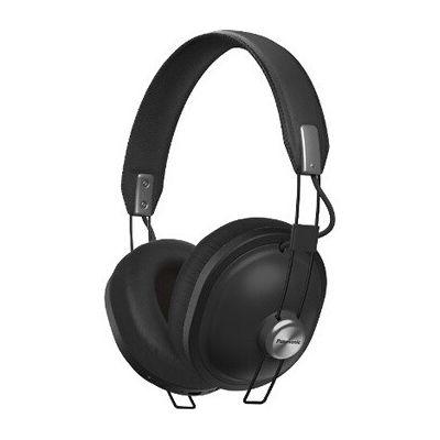 image Panasonic RPHTX80BE Noir Casque Audio Nomade SansFil