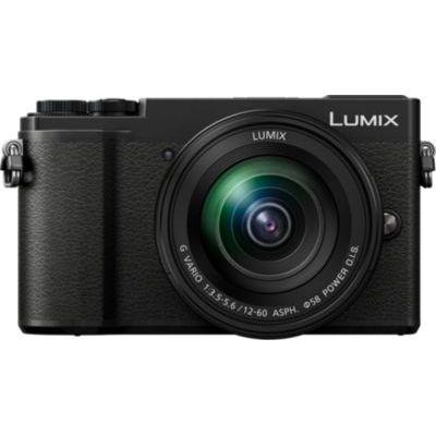 image Panasonic Lumix DC-GX9MEF-K Digital MILC 20, 3 MP Live MOS 5184 x 3888 Pixels Noir - Appareils Photos numériques (20, 3 MP, 5184 x 3888 Pixels, Live MOS, 4K Ultra HD, Écran Tactile, Noir)