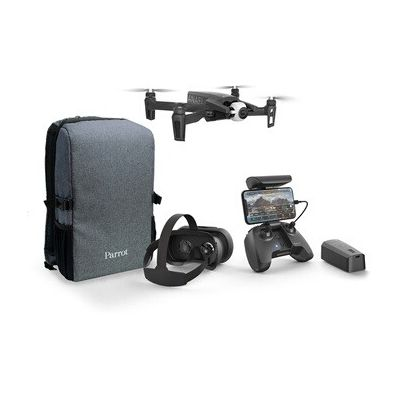 image Drone Parrot 4K Pack Anafi FPV + 1 batterie supplémentaire