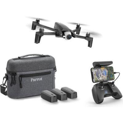image Parrot - Drone 4K - Anafi Work - Pack Pro Complet Nomade - Caméra 4K HDR 21 MP Orientation à 180° et Zoom sans Perte - Logiciel de Modélisation 3D - Le drone ultra-compact pour tous les professionnels
